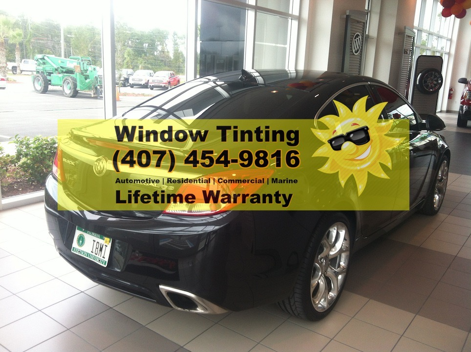 Buick Window Tint Casselberry